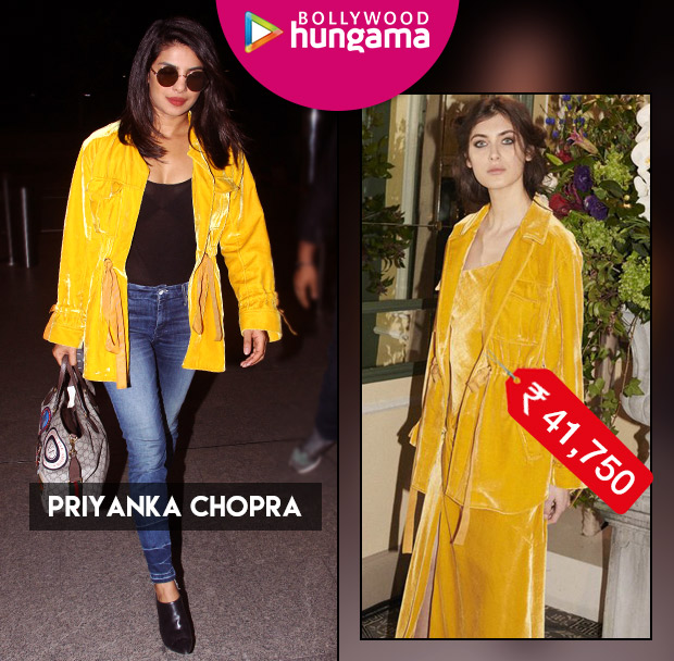 Celebrity Splurges – Priyanka Chopra