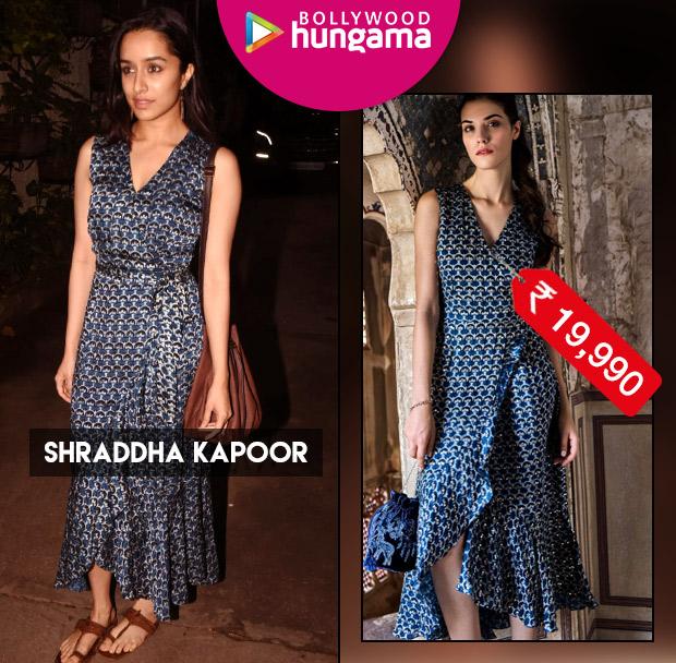 Celebrity Splurges – Shraddha Kapoor