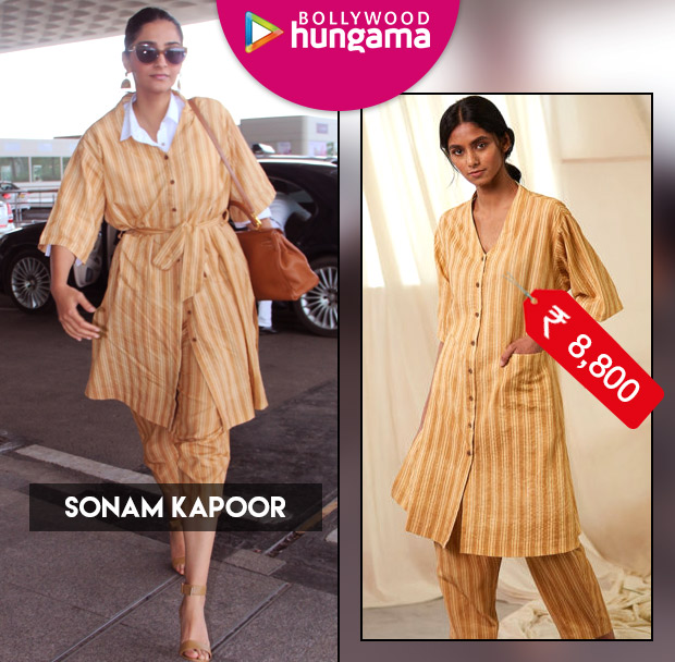 Celebrity Splurges –Sonam Kapoor