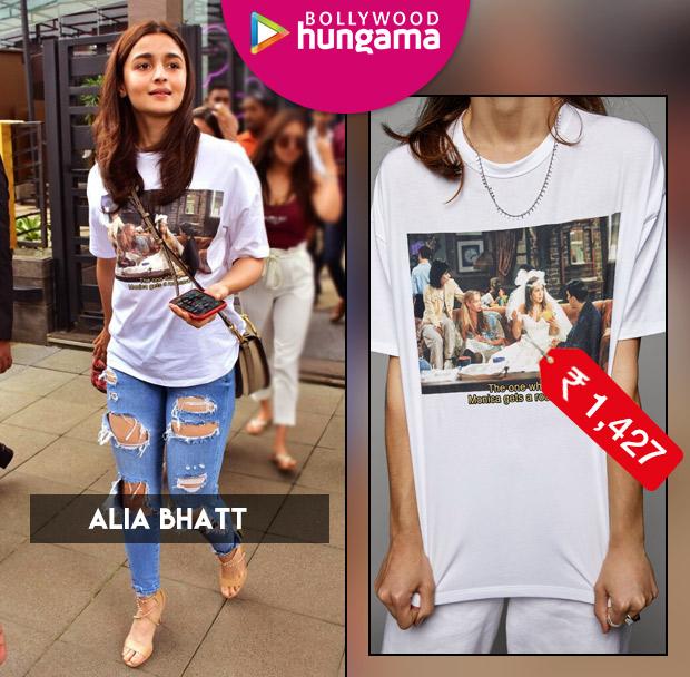 Celebrity Splurges - Alia BhattCelebrity Splurges - Alia Bhatt