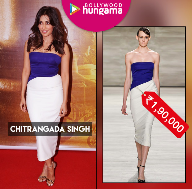 Celebrity Splurges - Chitrangada SinghCelebrity Splurges - Chitrangada Singh