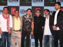 Celebs SPOTTED at the music launch of the upcoming movie 22 Days