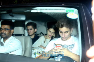 Celebs grace Sara Ali Khan's birthday bash