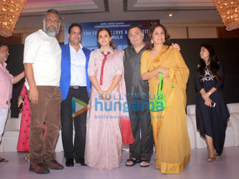 Celebs grace the success bash of 'Mulk'