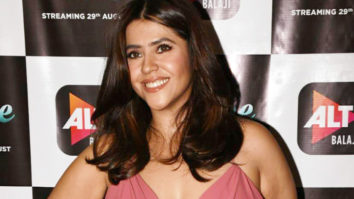 Ekta Kapoor, Annu Kapoor & others @The trailer launch of 'Home it's a feeling' Part 2