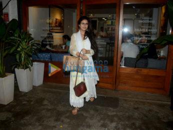 Fatima Sana Shaikh snapped at Sequel