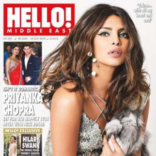 Priyanka Chopra On The Cover Of Hello!