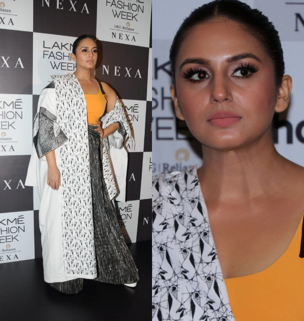 Huma Qureshi for Two Point Two Studio