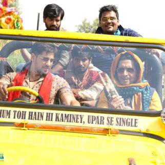 Wallpapers of the Movie Jabariya Jodi