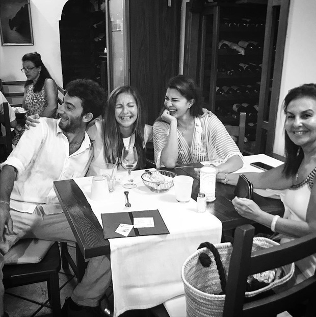 Jacqueline Fernandez is living the best life on her Italian vacation with her group of friends