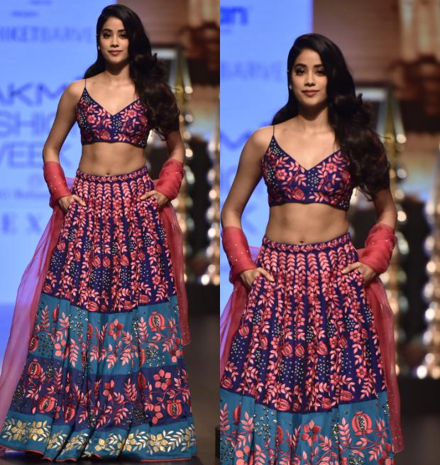 Janhvi Kapoor for Nachiket Barve