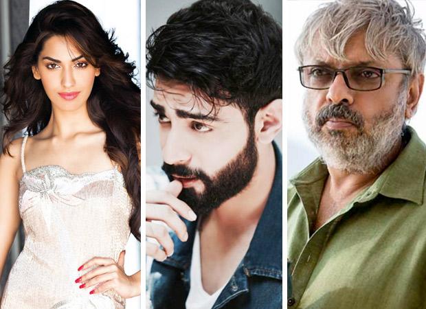 Jhataleka Malhotra to debut opposite Poonam Dhillon's son Anmol Thakeria in Sanjay Leela Bhansali film