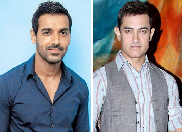Image result for john abraham and aamir khan