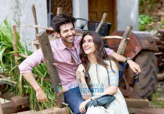 Movie Stills Of The Movie Luka Chuppi