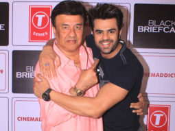 Manish Paul & others @Special screening of short-film 'Black Briefcase'