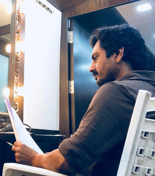 Nawazuddin Siddiqui kicks off his Tamil debut with Rajinikanth