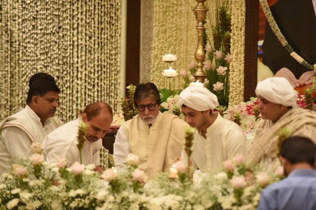 Post Shweta Bachchan Nanda's father-in-law Rajan Nanda's funeral, Amitabh Bahchan pens a heartfelt note for his samdhi