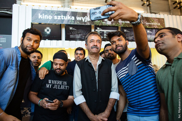 Rajkumar Hirani's Sanju becomes first production from Bollywood ever presented during the New Horizons Festivals, Poland