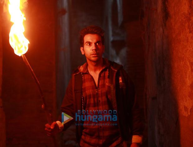 Rajkummar Rao faced his fear of bats while shooting Stree