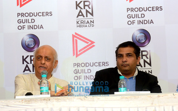 Ranjit Thakur of Krian Media launches revolutionary cinema distribution platform