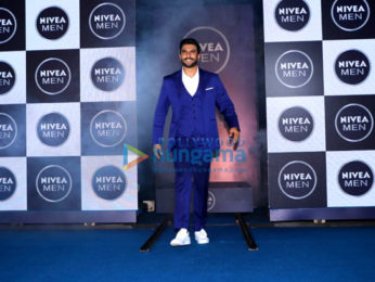 Ranveer Singh snapped at Nivea Men product launch at JW Marriott in Juhu