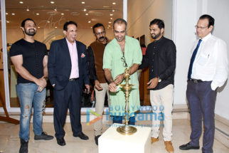 Ranvir Shorey, Parvez Damania & Ashok Dhamankar grace Vishwa Sahni and Sonu Gupta's solo art shows