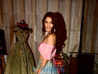 Rhea Chakraborty and Manish Malhotra grace the Wedding Junction event