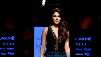 Celebs grace Urvashi Juneja's show at the Lakme Fashion Week