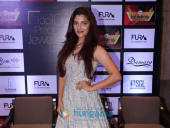 Saiyami Kher snapped Retail Jeweller Awards 2018