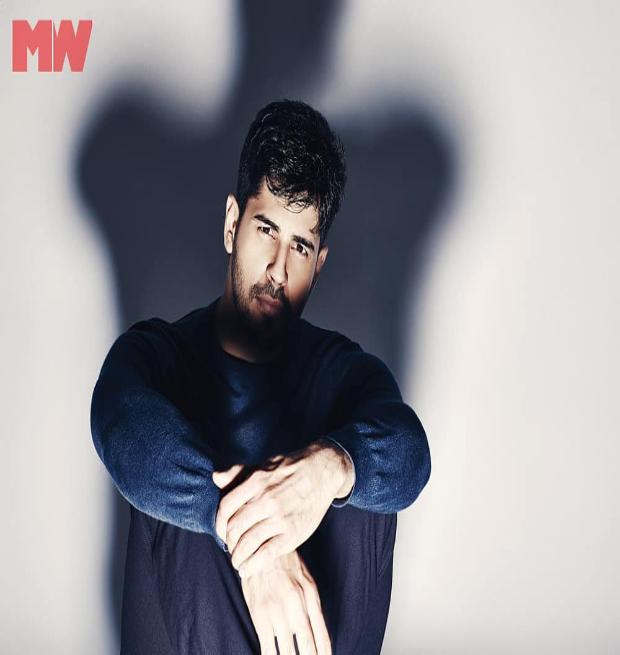 Sidharth Malhotra for Man's World 3