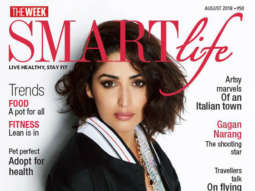 Yami Gautam On The Cover Of Smart Life