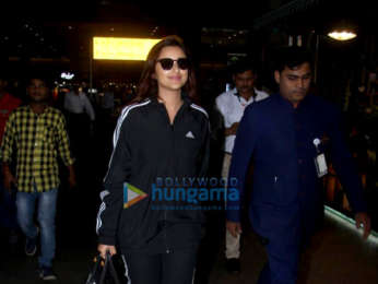 Sonakshi Sinha, Diana Penty and others snapped at the airport