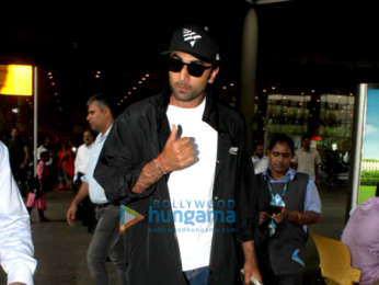 Ranbir Kapoor, Kareena Kapoor Khan, Sonal Chauhan and others snapped at the airport