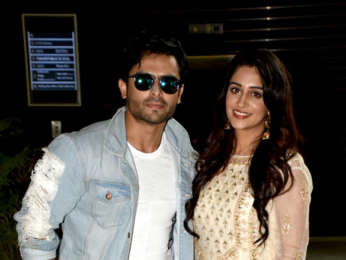 Sonal Chauhan, Shoaib Ibrahim & Dipika Kakar grace the 'Paltan' trailer launch