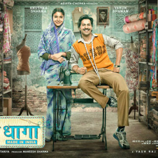 First Look Of The Movie Sui Dhaaga – Made In India