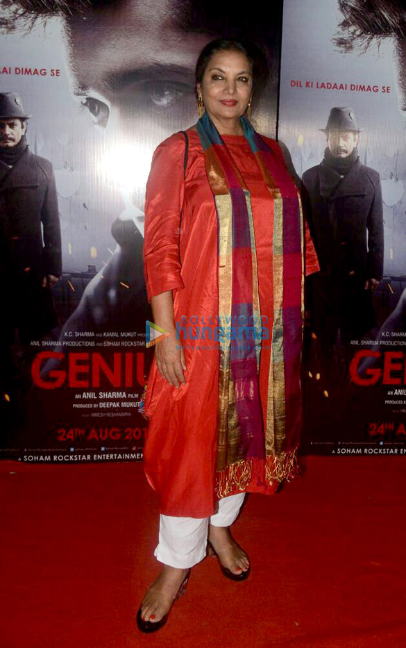 Sunny Deol, Nawazuddin Siddiqui and others grace the premiere of Genius