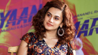 """Taapsee Pannu """"I wasn't scared of TROLLING because…"""" Mulk"""