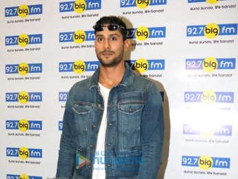 Taapsee Pannu, Prateik Babbar and Anubhav Sinha promote Mulk at 92.7 Big FM radio station