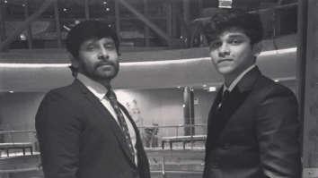 Tamil superstar Vikram's son Dhruv booked for rash driving in Chennai
