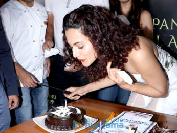 Taapsee Pannu launches her official app
