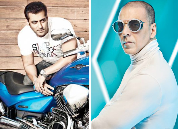 Top Actor This Decade: Salman Khan and Akshay Kumar at the top two spots, the rest of Bollywood follows!