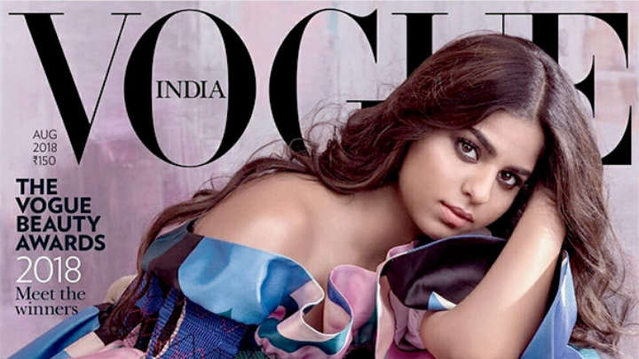 Suhana Khan On The Cover Of Vogue