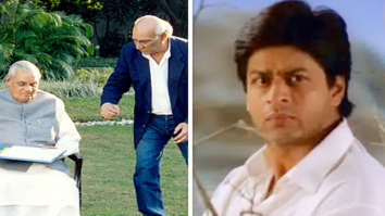 When late Atal Bihari Vajpayee teamed up with Shah Rukh Khan, Amitabh Bachchan, Yash Chopra for a music video