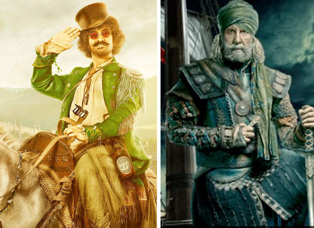 Aamir Khan and Amitabh Bachchan starrer Thugs of Hindostan to have the biggest Tamil and Telugu release ever for a Bollywood film