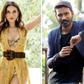 Aditi Rao Hydari joins hands with Dhanush and the actress has the SWEETEST words for the actor-filmmaker