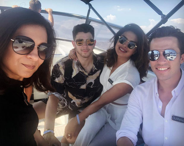 After sweet kiss at LA stadium, Priyanka Chopra continues her PDA with fiancé Nick Jonas with a romantic photo on his 26th birthday