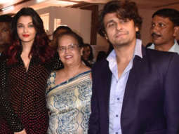 Aishwarya Rai Bachchan, Sonu Nigam and Ronit Roy grace the IMC Ladies Exhibition | Part 1