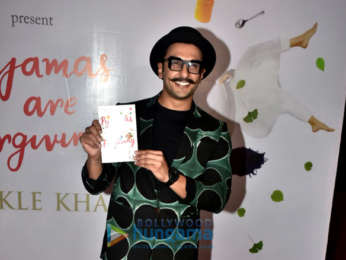 Akshay Kumar, Sonam Kapoor and Ranveer Singh snapped at Twinkle Khanna's book launch