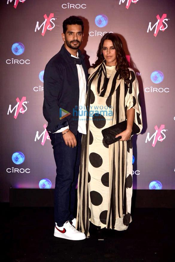 Amitabh Bachchan, Navya Naveli Nanda, Jaya Bachchan and others snapped at Shweta Bachchan Nanda's label launch with Monisha Jaising (1)