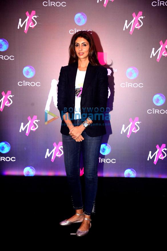 Amitabh Bachchan, Navya Naveli Nanda, Jaya Bachchan snapped at Shweta Bachchan Nanda's label launch with Monisha Jaising